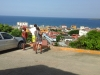 Vista aérea de Baracoa, Hotel Castillo