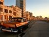 Taxi in Havana by Zoltan Balogh