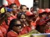 0003 Actividad política en el parque Simón Bolívar, en La Habana Vieja.