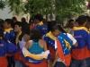 0007 Actividad política en el parque Simón Bolívar, en La Habana Vieja.
