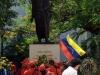 0008 Actividad política en el parque Simón Bolívar, en La Habana Vieja.
