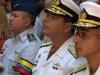 0013 Militares venezolanos en el acto en la Casa Museo Simón Bolívar.