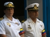 0015 Militares venezolanos en el acto en la Casa Museo Simón Bolívar.