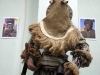 """005 The outfits of the """"ireme"""" (or devils), which are now conserved as museum pieces since they date back to the epoch of the beginning of the Abakua in Cuba."""