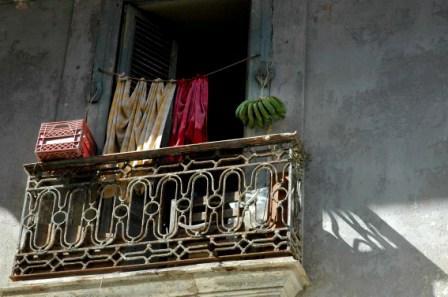 Havana balcony, photo: Caridad