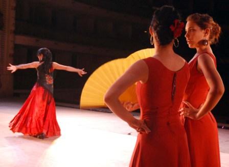 Detrás del telón con el Ballet Español de Cuba