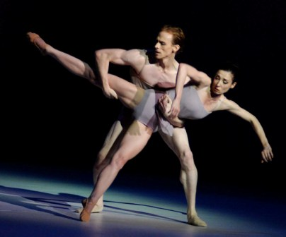 "Royal Ballet performs ""Chroma"" by its director Wayne McGregor, music by Jobt Talbot and Jack White III.  Photo: Caridad"