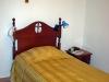 A seminarian's bedroom.