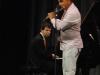 """Orlando """"Maraca"""" Valle on flute."""