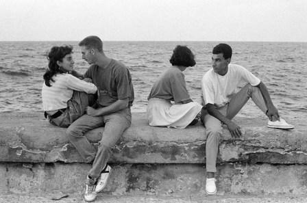 Malecon de La Habana.  Foto: Bill Hackwell