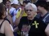0010 Mirta Rodríguez, madre de Antonio Guerrero, uno de los Cinco, preso en Estados Unidos.
