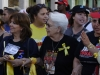 0011 Mirta Rodríguez, madre de Antonio Guerrero, uno de los Cinco, preso en Estados Unidos.