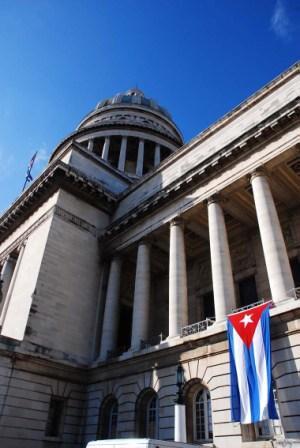 El Capitolio cubano.  Foto: Caridad