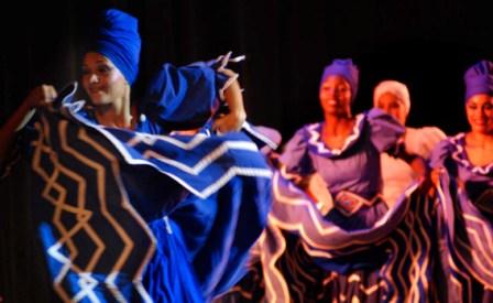 Cuban dancers.  Photo: Caridad