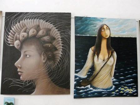 Marcia Beatriz Diaz's Chacon Street Studio Workshop