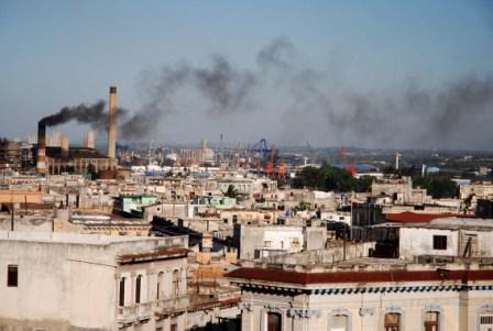 La Habana desde las alturas.  Foto: Caridad