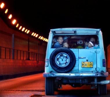 Havana Bay Tunnel, photo: Caridad