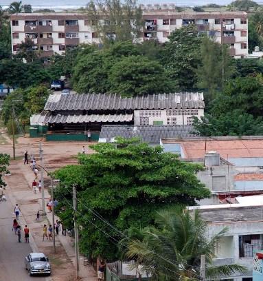 Alamar, La Habana.  Foto: Caridad