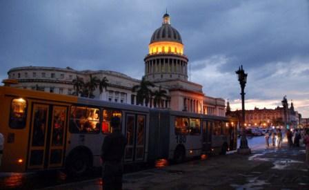 El Capitolio de La Habana.  Foto: Caridad