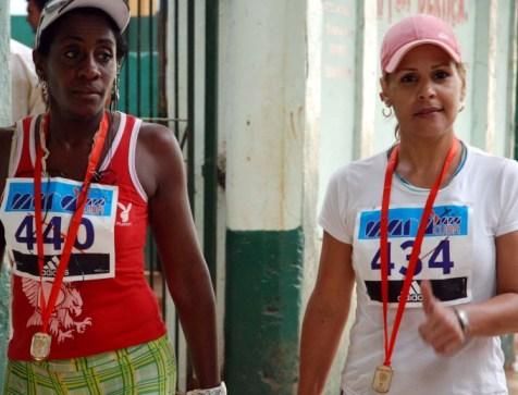 El Marabana maraton.  Foto: Caridad