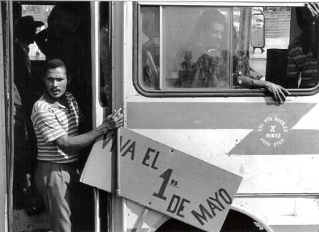 May Day in Santiago de Cuba 1996