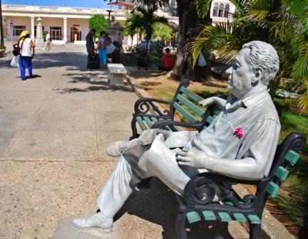 Benny Moré.  Photo: Caridad