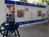 nd6 Nelson Dominguez \'Self Portrait\' Exhibition at the Pabellon Cuba in Havana.
