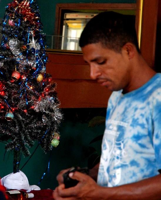 Fin de año en La Habana.  Foto: Caridad