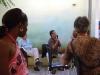 Obini Bata at the Casa de Africa