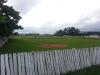 Rural basball field near Las Palmas.