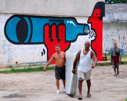 Foto tomado en La Habana por Caridad