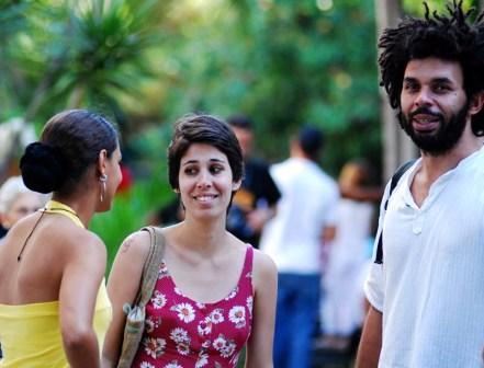 Jovenes Cubanos, foto: Caridad