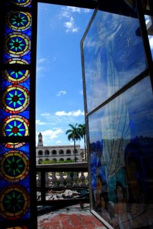 Restaurando La Iglesia de la Purísima Concepción, en Manzanillo, Granma