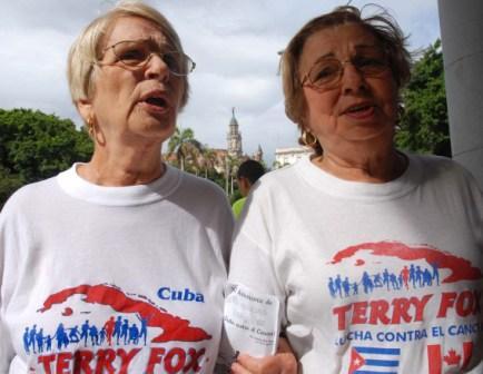 Terry Fox Run - March 21, 2009 - Havana, Cuba