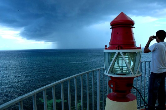 Cuban lighthouses will be busy if normal boat traffic between the US and Cuba became a reality. Photo: Caridad