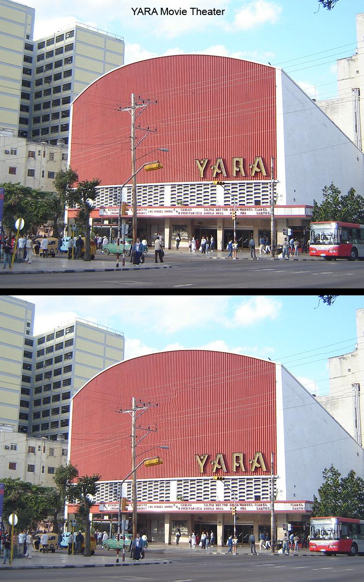Yara Movie Theater