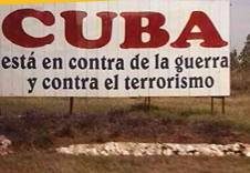 Cuba Is at War Against Terrorism