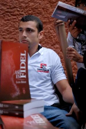 That's Fidel, photo: Caridad