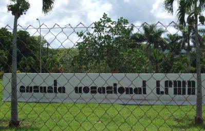 Lenin Vocational School in Havana
