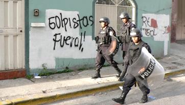 Honduras, photo: Giorgio Trucchi, rel-UITA