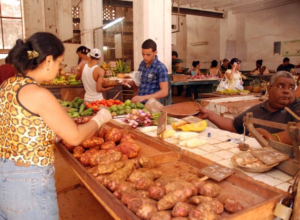 Vendedor de agro.  Photo: Caridad