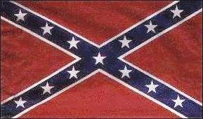 La bandera de la Confederación
