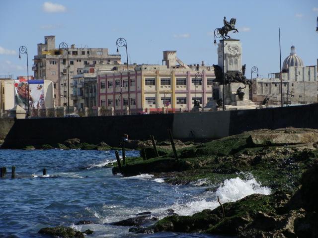 Vista del malecón de La Habana.  Foto: Ana Maria González