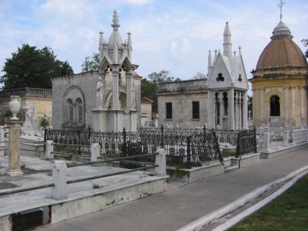 Cementerio Colon de la Habana.  Foto: commons.wikipedia.org