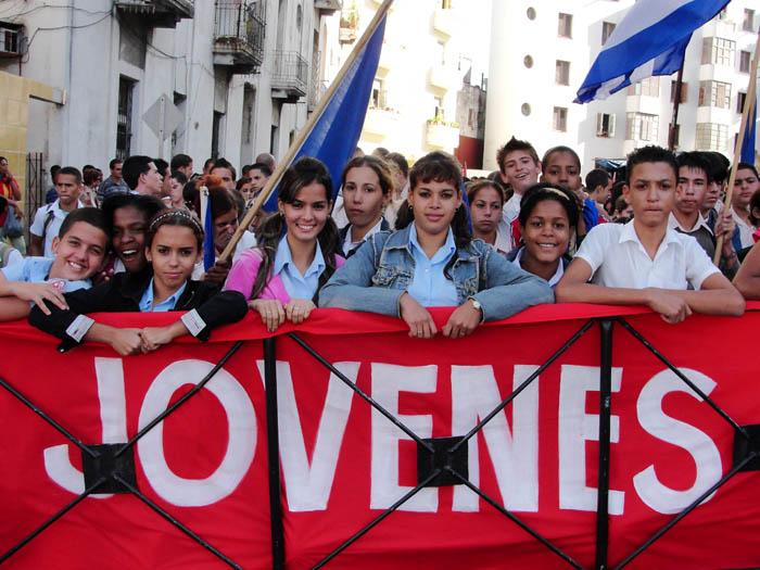 Marcha del 27 de noviembre.  Photo: Elio Delgado