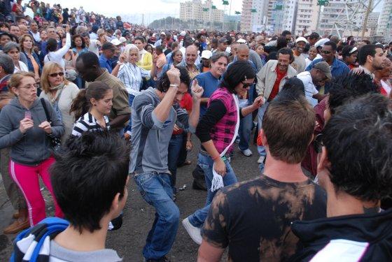 Kool & the Gana, La Habana, Cuba, 20-12-2009