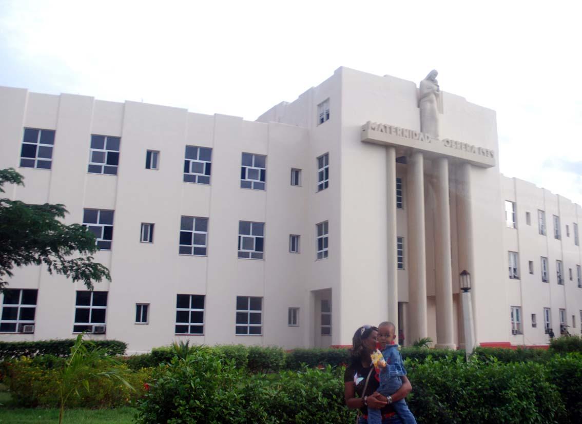 Hospital Maternidad Obera de La Habana