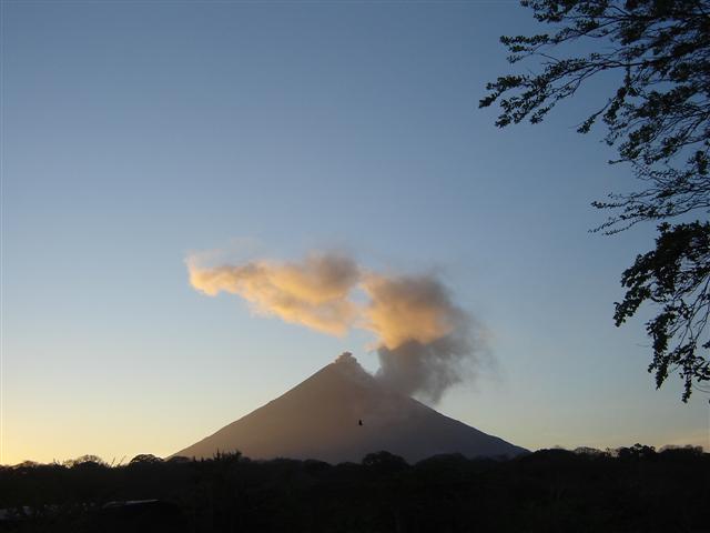 Volcán Concepción, Ometepe, Nicaragua. Photo: Axel Karim