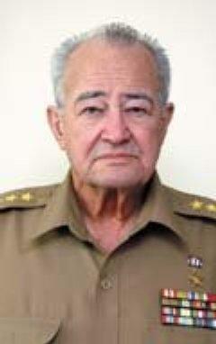 General de  Cuerpo de Ejército Julio Casas Regueiro, Foto: Ecured.cu