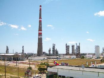 Polo de desarrollo industrial de Cienfuegos.